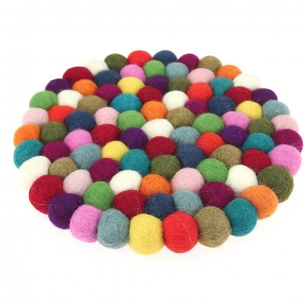 Dessous Décoratif Multico - multicolore